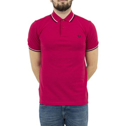 Vêtements Homme Polos manches courtes Fred Perry polos  mm3600 rose rose