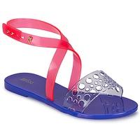 Chaussures Femme Sandales et Nu-pieds Melissa TASTY Bleu / Rose