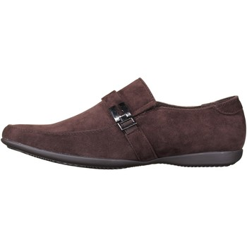 Chaussures Homme Mocassins Reservoir Shoes Milo Dark Brown Marron