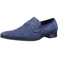 Chaussures Homme Derbies Reservoir Shoes Anibal Mocassin Marine Bleu