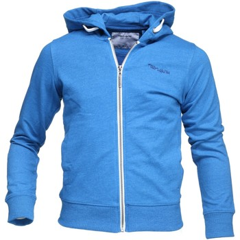 Vêtements Garçon Gilets / Cardigans Teddy Smith Gelery Jr 60905697d Bleu