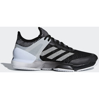 Chaussures Homme Baskets basses adidas Performance Chaussure adizero Ubersonic 2.0 Clay Noir / Blanc / Blanc