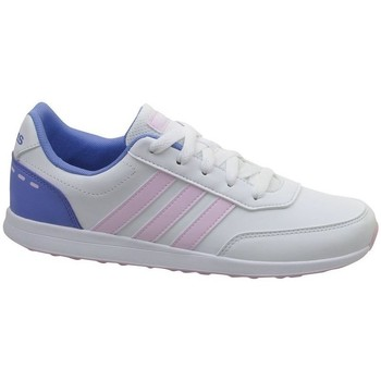 Chaussures Enfant Baskets basses adidas Originals VS Switch 2 K Blanc