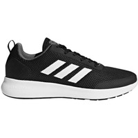 Chaussures Homme Baskets basses adidas Originals Element Race Blanc-Noir