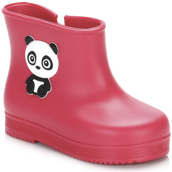 Chaussures Enfant Bottes de pluie Zaxy Toddlers Pink Baby Bootie Panda Wellies Zaxy_29