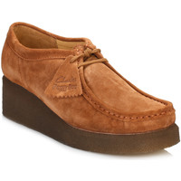 Chaussures Femme Baskets basses Clarks Womens Cola Peggy Bee Shoes Clarks_201