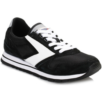 Chaussures Femme Baskets basses Brooks Womens Jet Black/White Chariot Trainers Brooks_5