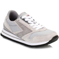 Chaussures Femme Baskets basses Brooks Womens Athletic Grey/White Chariot Trainers Brooks_6