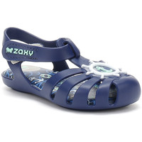 Chaussures Enfant Sandales et Nu-pieds Zaxy Baby Under The Sea Navy Anchor Jelly Sandals Zaxy_52