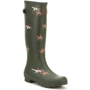 Chaussures Femme Boots Joules Womens Olive Horse Ajusta Welly Boots Joules_338