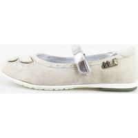 Chaussures Fille Ballerines / babies Didiblu AG489 gris