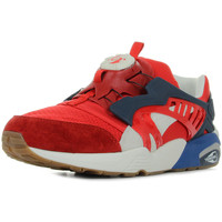 Chaussures Homme Baskets basses Puma Disc Blaze Athl High Risk rouge