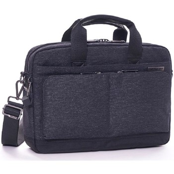Sacs Homme Sacs ordinateur Hedgren SAC ORDINATEUR 13'' FINITIONS CUIR Gris anthracite