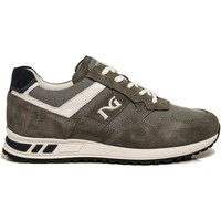 Chaussures Homme Baskets basses Nero Giardini SNEAKER P800232-106  0232 CHAUSSURES HOMMES SPORT GRIS FUMéE GRIGIO
