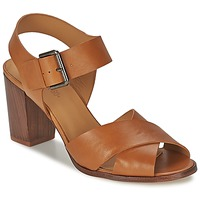 Chaussures Femme Sandales et Nu-pieds Emma Go CHILTERN Camel