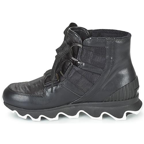 Neige Lace De Sorel Noir Kinetic™ Short Femme Bottes Chaussures UMpGjzLSqV
