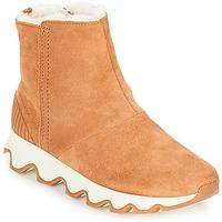 Chaussures Femme Bottes de neige Sorel KINETIC™ SHORT Camel