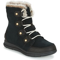 Chaussures Femme Bottes de neige Sorel SOREL™ EXPLORER JOAN Noir