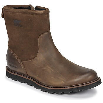 Chaussures Homme Boots Sorel MADSON™ ZIP WATERPROOF Marron
