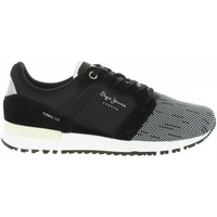 Chaussures Homme Baskets basses Pepe jeans PMS30417 TINKER Negro