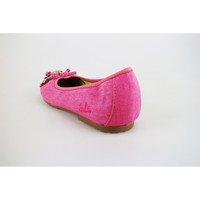 Chaussures Fille Ballerines / babies Lulu AG642 rose