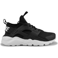 Chaussures Garçon Baskets basses Nike Air Huarache Run Ultra Junior Noir Noir