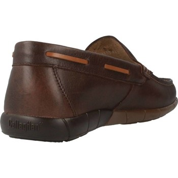 CallagHan 11803C Marron - Chaussures Mocassins Homme