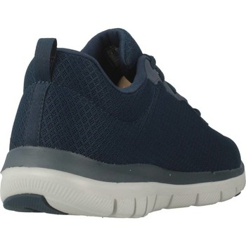 Chaussures Homme Baskets basses Skechers 52125S Blue