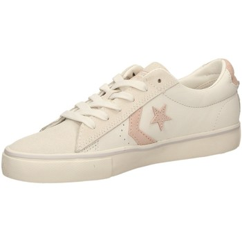 Chaussures Femme Baskets basses Converse PRO LEATHER VULC OX blanc