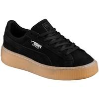 Chaussures Homme Baskets mode Puma 365131 noir