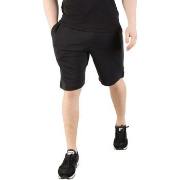 Vêtements Homme Shorts / Bermudas Lyle & Scott Homme Logo Sweat Shorts, Noir noir