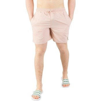 Vêtements Homme Shorts / Bermudas Lyle & Scott Homme Short de bain uni, Rose rose