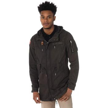 Vêtements Homme Vestes / Blazers Schott STANTON CHARCOAL Gris
