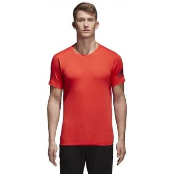 Vêtements Homme Débardeurs / T-shirts sans manche adidas Originals T-shirt  Freelift Prime homme orange