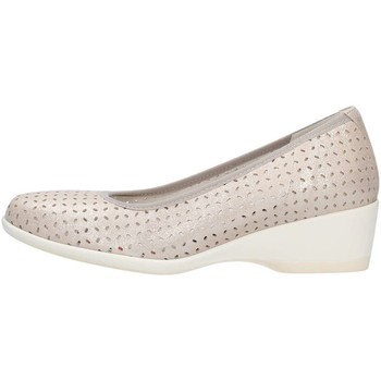 Chaussures Femme Ballerines / babies Melluso R30501E Ballerines et Mocassins Femme Platinum Platinum