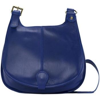 Sacs Femme Sacs Bandoulière Oh My Bag Sac à Main CUIR souple femme - Modèle M bleu roi BLEU ROI