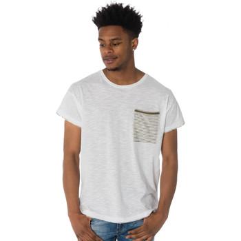 Vêtements Homme Débardeurs / T-shirts sans manche Antony Morato MMKS01183 / 1000 Blanc