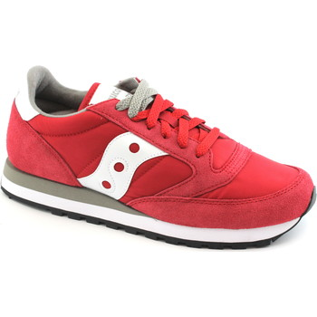 Chaussures Homme Baskets basses Saucony S2044-311 JAZZ ORIGINAL baskets rouges chaussures pour hommes Rosso
