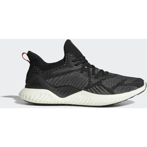 adidas Performance Chaussure Alphabounce Beyond Blanc / Argent / Blanc - Chaussures Baskets basses Homme