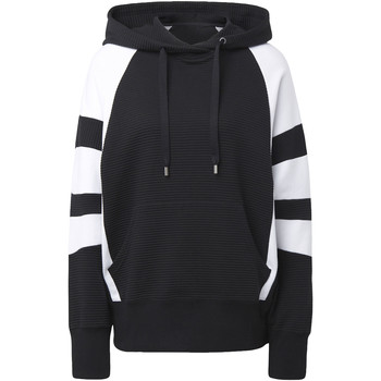 Vêtements Femme Sweats adidas Originals Sweat-shirt à capuche EQT Noir / Blanc