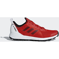 Chaussures Homme Baskets basses adidas Performance Chaussure Terrex Agravic Speed Rouge / Noir / Orange
