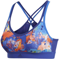 Vêtements Femme Brassières de sport adidas Performance Brassière All Me Graphic Multicolore