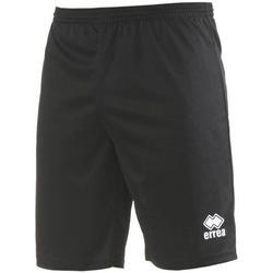 Vêtements Homme Shorts / Bermudas Errea Bermuda  Maxi Skin noir noir