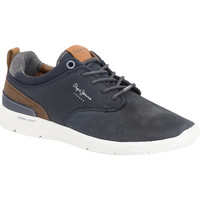 Chaussures Homme Baskets basses Pepe jeans Jayden Nubuck Chaussure Homme