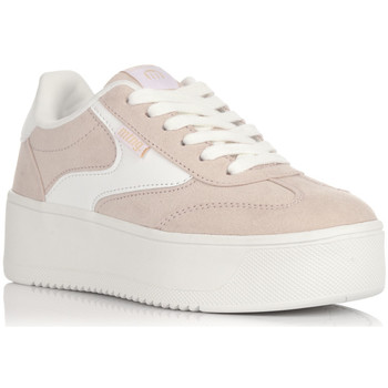 Chaussures Baskets basses MTNG 69180 rose