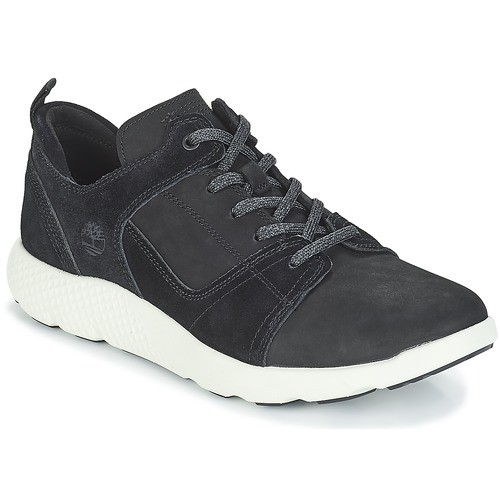 Chaussures Homme Baskets montantes Timberland FlyRoam Leather Oxford Noir