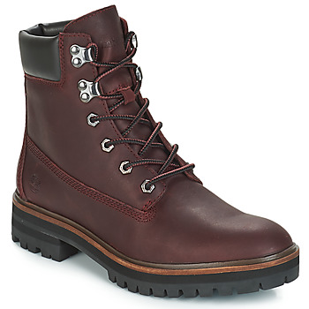 timberland femme rouge