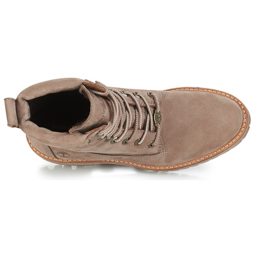Boots Yboot Valley Taupe Timberland Courmayeur Femme Tl1KJcF