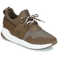 Chaussures Femme Baskets basses Timberland Kiri Up Knit Oxford w/PU Marron