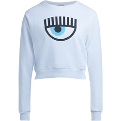 Vêtements Femme Sweats Chiara Ferragni Sweat Chiara Ferragni Eye blanche Blanc